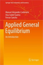 Applied general equilibrium (ISBN 9783662548929)