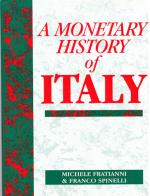A monetary history of Italy (ISBN 0521443156)